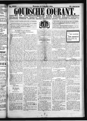 Goudsche Courant 1934-02-12