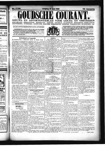 Goudsche Courant 1931-06-12
