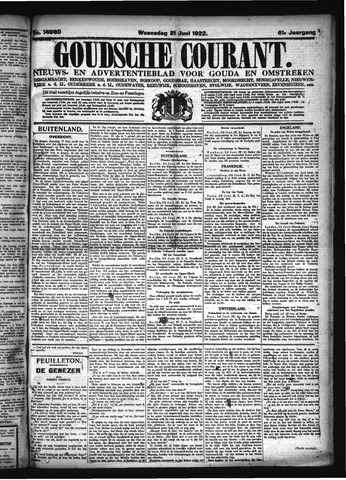 Goudsche Courant 1922-06-21
