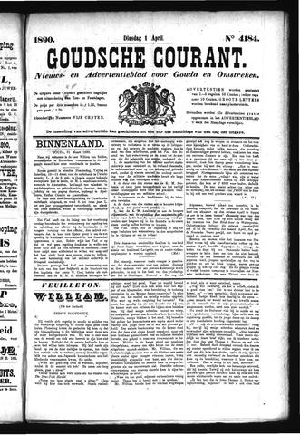 Goudsche Courant 1890-04-01