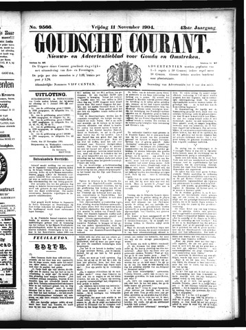 Goudsche Courant 1904-11-11