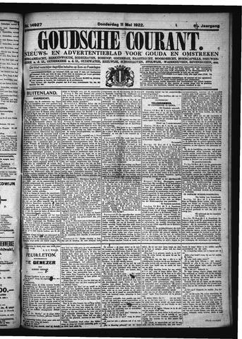 Goudsche Courant 1922-05-11