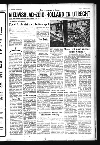 Schoonhovensche Courant 1967-02-24