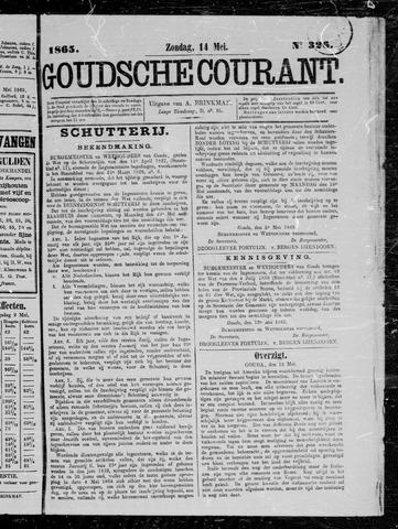 Goudsche Courant 1865-05-14