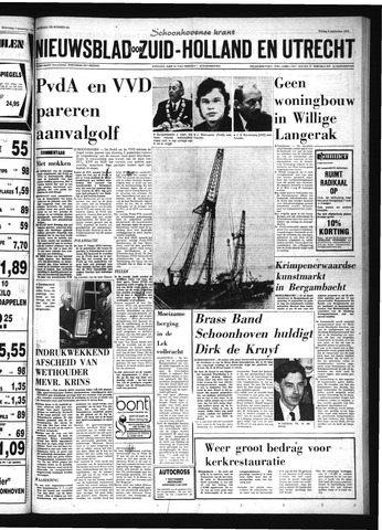 Schoonhovensche Courant 1974-09-06