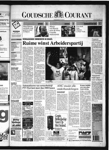 Goudsche Courant 1992-06-24