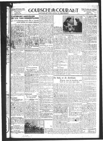 Goudsche Courant 1943-10-22