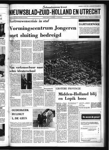 Schoonhovensche Courant 1976-04-12