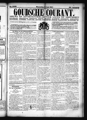 Goudsche Courant 1927-06-15