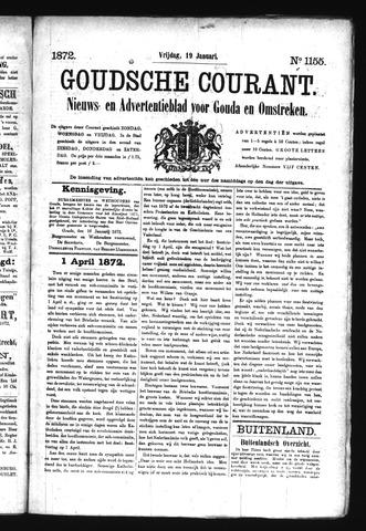 Goudsche Courant 1872-01-19