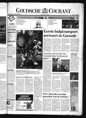 Goudsche Courant 1992-08-17