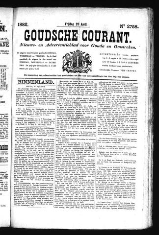 Goudsche Courant 1882-04-28