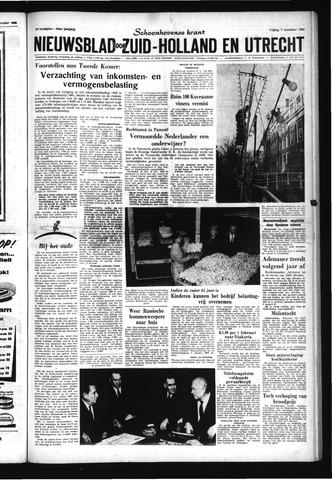Schoonhovensche Courant 1962-12-07