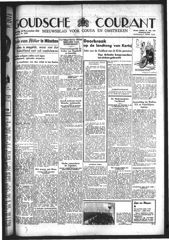 Goudsche Courant 1941-11-10