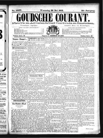 Goudsche Courant 1912-05-29