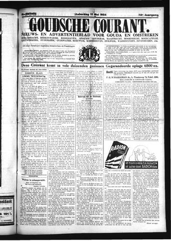 Goudsche Courant 1934-05-12