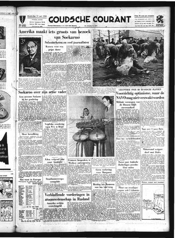 Goudsche Courant 1956-05-17