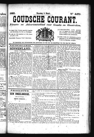 Goudsche Courant 1891-03-09