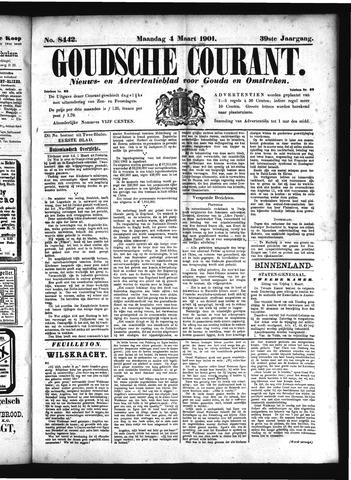 Goudsche Courant 1901-03-04