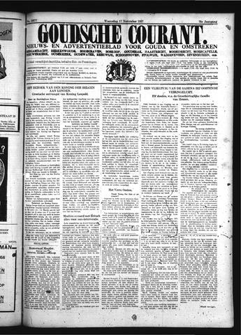 Goudsche Courant 1937-11-17