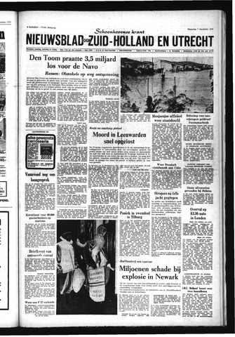 Schoonhovensche Courant 1970-12-07