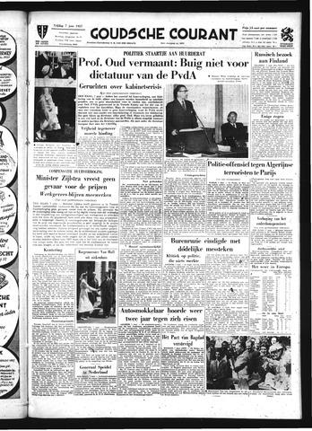 Goudsche Courant 1957-06-07