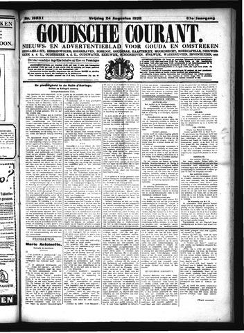 Goudsche Courant 1928-08-24