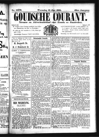 Goudsche Courant 1910-06-15