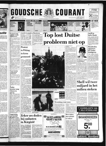Goudsche Courant 1990-06-05