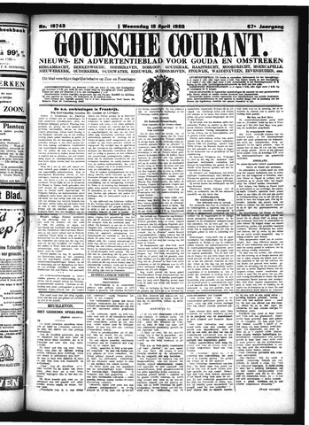 Goudsche Courant 1928-04-18