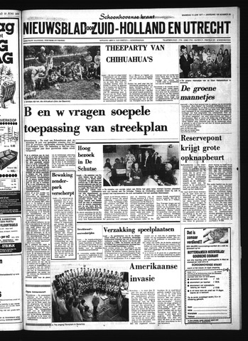 Schoonhovensche Courant 1977-06-13