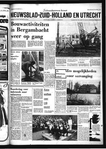 Schoonhovensche Courant 1975-04-28