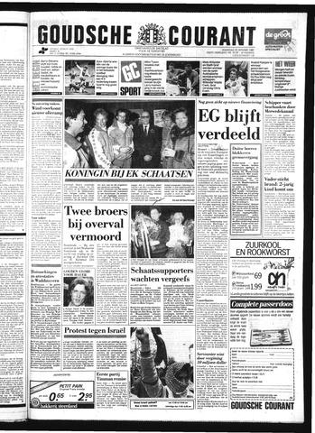 Goudsche Courant 1988-01-25