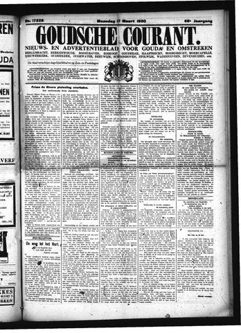 Goudsche Courant 1930-03-17