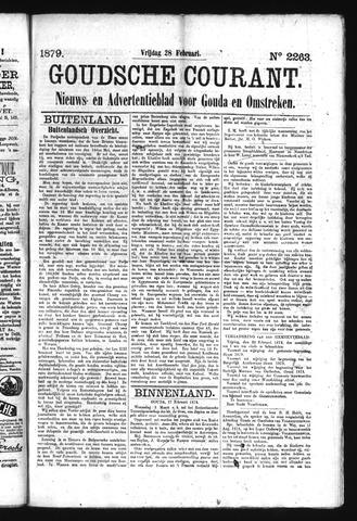 Goudsche Courant 1879-02-28