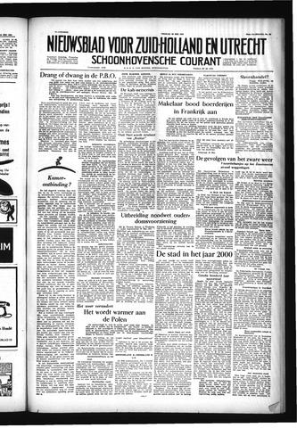 Schoonhovensche Courant 1955-05-20
