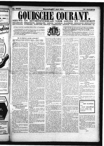 Goudsche Courant 1934-06-27