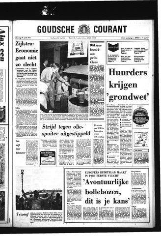 Goudsche Courant 1977-04-26