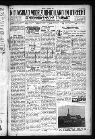 Schoonhovensche Courant 1930-12-05