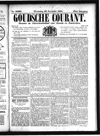Goudsche Courant 1908-11-25
