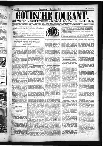 Goudsche Courant 1936-10-07