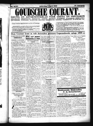 Goudsche Courant 1932-04-09
