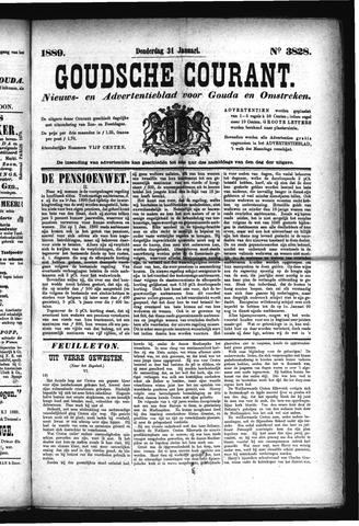 Goudsche Courant 1889-01-31