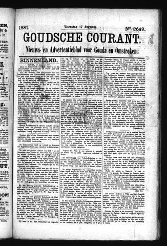 Goudsche Courant 1881-08-17
