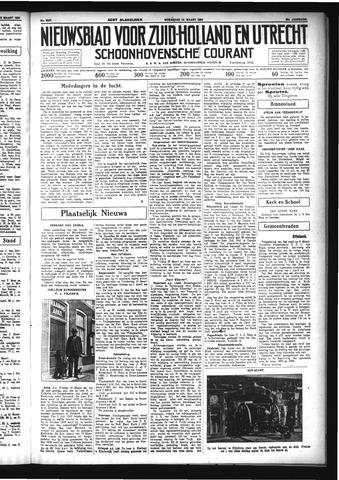 Schoonhovensche Courant 1934-03-14
