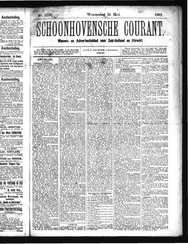 Schoonhovensche Courant 1901-05-15