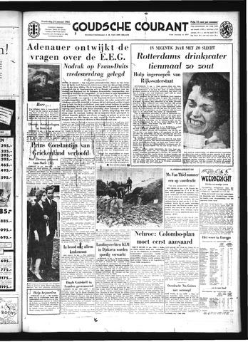 Goudsche Courant 1963-01-24
