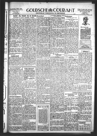 Goudsche Courant 1944-05-04