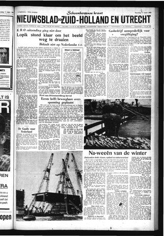 Schoonhovensche Courant 1963-03-11
