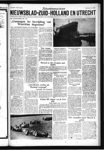 Schoonhovensche Courant 1962-05-21